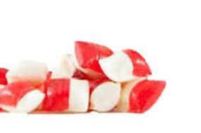 Strawberry Cream Rock 160g