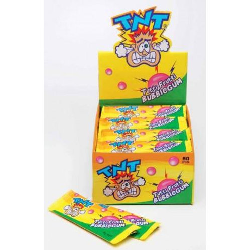Tutti Frutti Bubblegum Chew Bar 9g