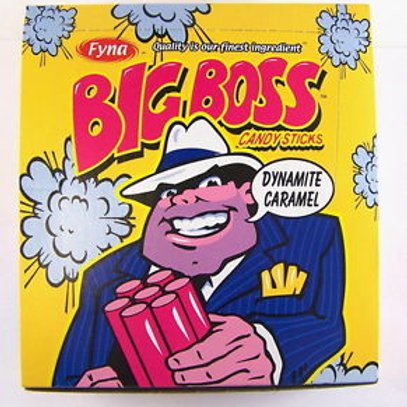 Big Boss Candy Sticks 8 Pieces