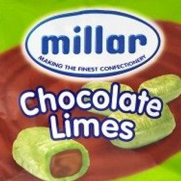 Chocolate Limes 140g