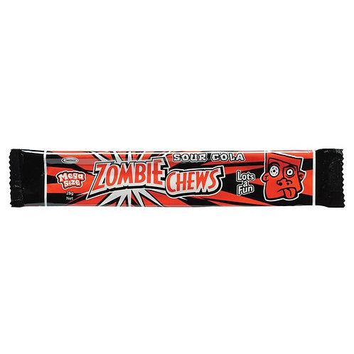 Zombie Chews Sour Cola 28g
