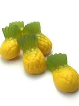 Aussie Pineapple Jubes 150g