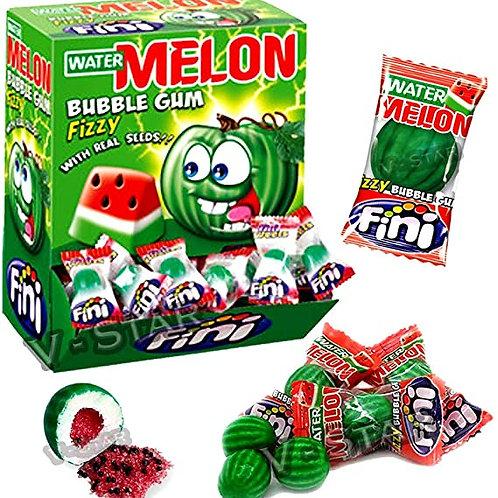Watermelon Fizzy Bubble Gum x 4
