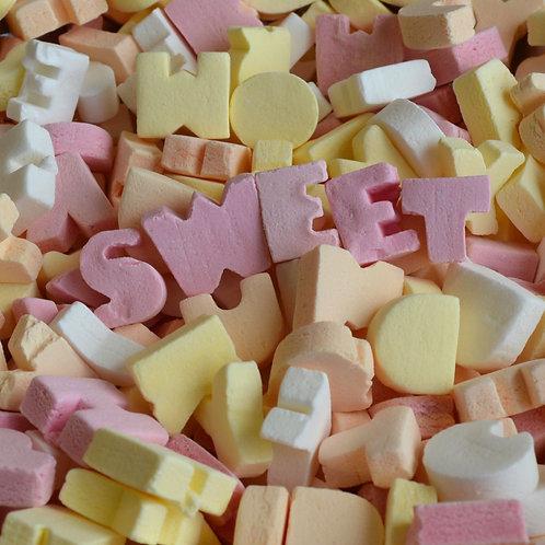 ABC Letters 125g