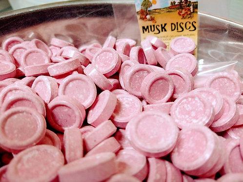 Musk Discs 150g
