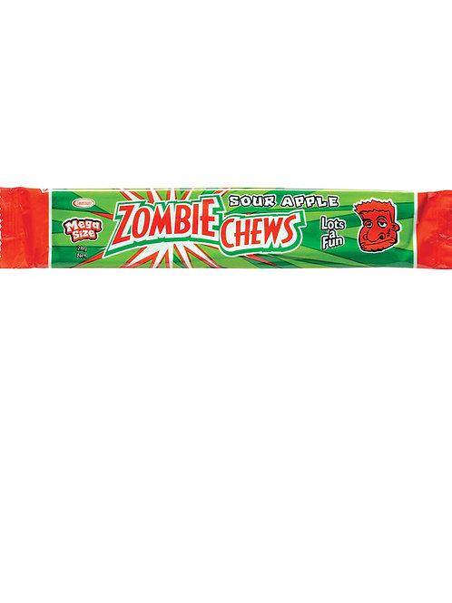 Zombie Chews Sour Apple 28g