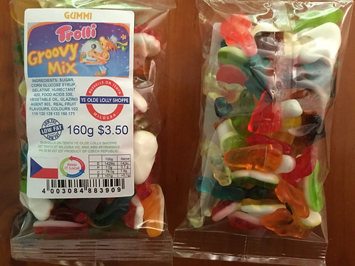 Gummi Groovy Mix