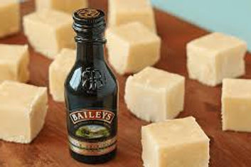 Bailey's Irish Cream Fudge 6pc