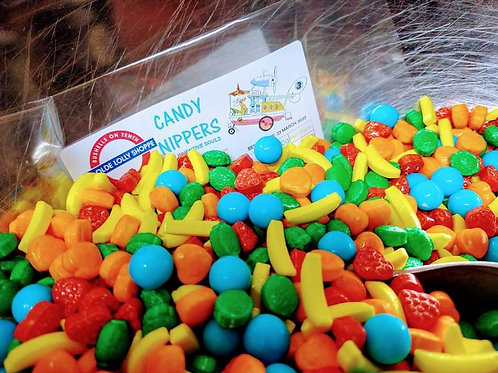 Candy Nippers 150g