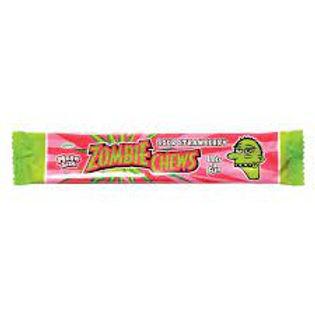 Zombie Chews Sour Strawberry 28g