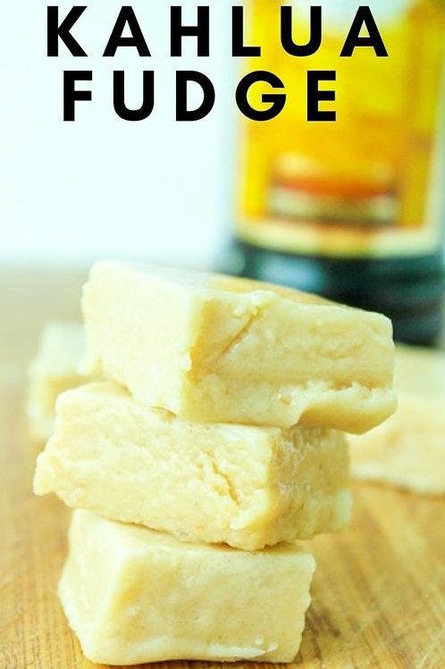 Kahlua Fudge 6 pieces Hand Made