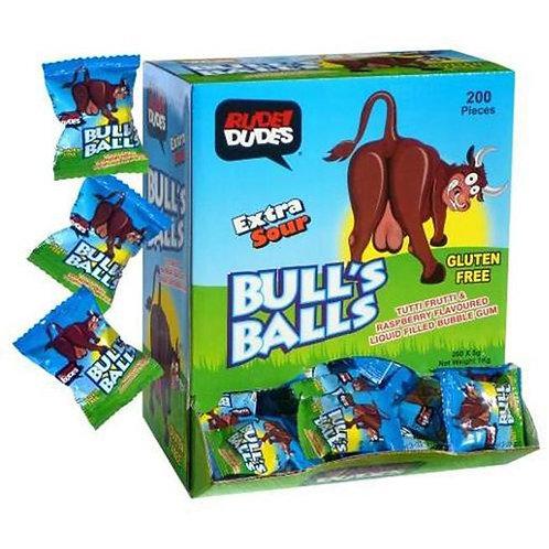 Bull's Balls x 4