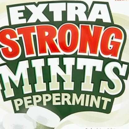 XXX Extra Strong Peppermints 160g