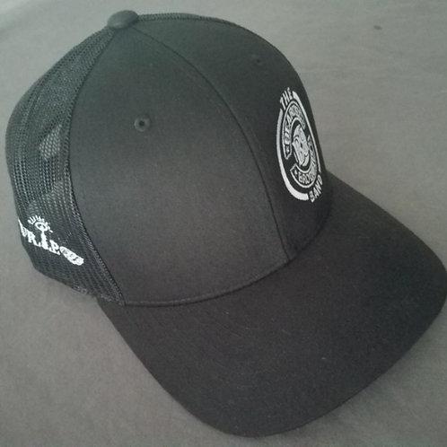 Bearded Hat Black