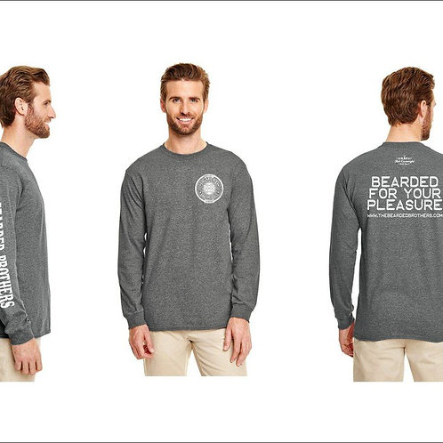 M Long Sleeve Gray