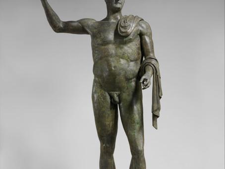 Quick Take: Art and Propaganda: Warhol & Ancient Rome