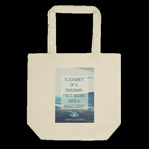 'PHYTOLUXURY THE JOURNEY' Eco Tote Bag