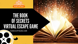 Iconic VIP Tours The Book of Secrets Vir