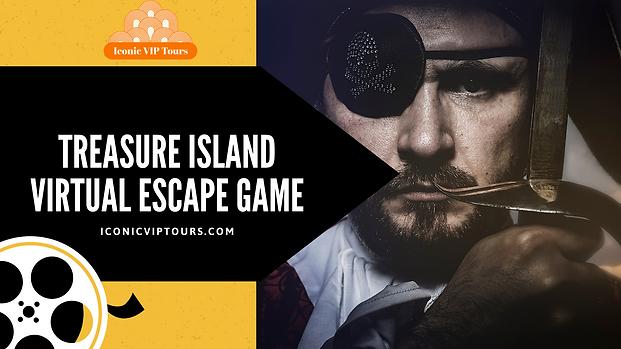Iconic VIP Tours Treasure Island Virtual