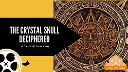 Iconic VIP Tours The Crystal Skull Decip