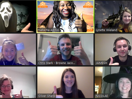 Enjoy a Fun Virtual Team Building Event With 'Halloween Virtual Murder Mystery'