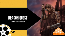 Iconic VIP Tours Dragon Quest Virtual Es