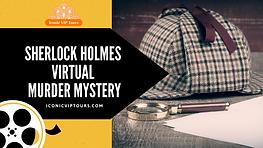 Iconic VIP Tours Sherlock Holmes Virtual