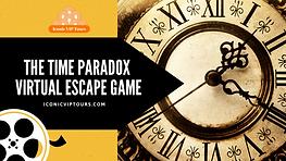 Iconic VIP Tours The Time Paradox Virtua