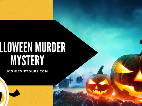 Not sure what to do for Halloween yet? Why not check out  Halloween Virtual Murder Mystery!