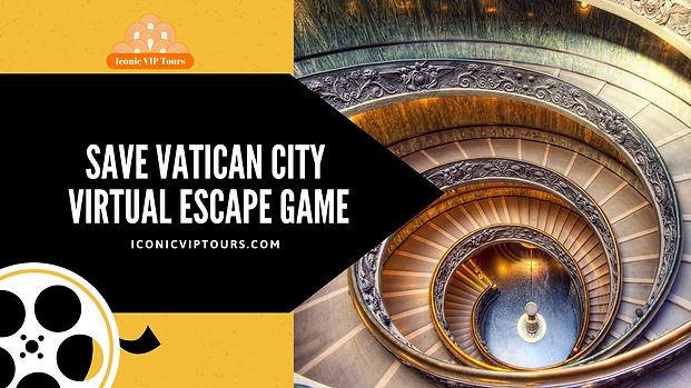 Iconic VIP Tours Save Vatican City Virtu