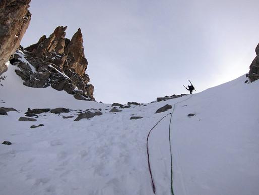 Високият Път (Haute Route) 2012 - Част 3