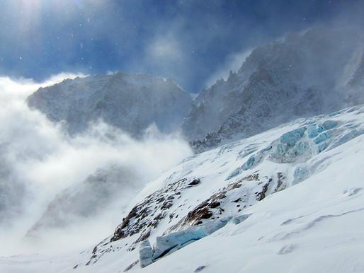 Високият Път (Haute Route) 2012 - Част 1