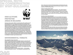 Special note by WWF