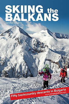 Skiin the Balkans cover