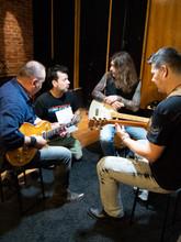 Juraj, Peter, Vaďo, Jofre