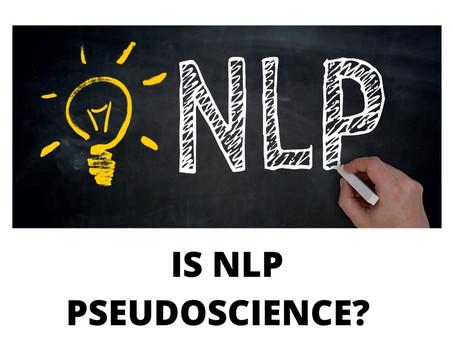Is NLP pseudoscience?