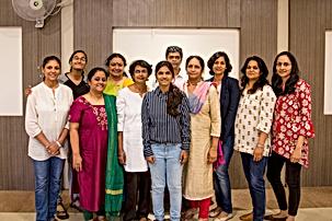 NLP practitioners training with sagar vishwas and rama sarode at Mygrowthzone