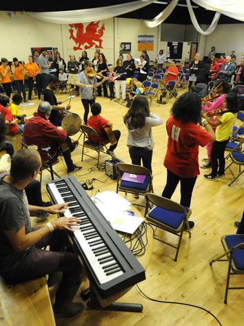 ECCO Orchestra El Sueño Existe Festival