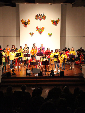 ECCO Orchestra Bolivar Hall
