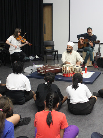 World Music Academy On The Road