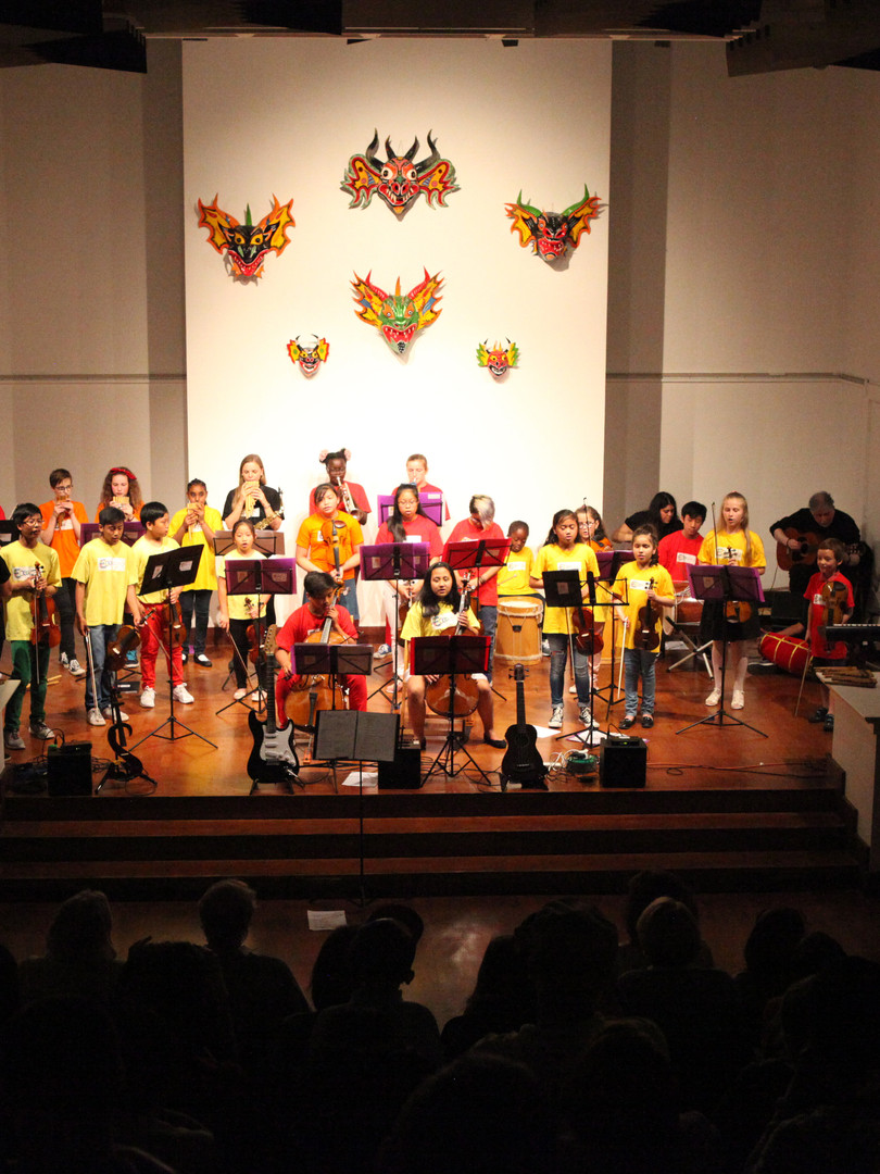 ECCO Orchestra - Bolivar Hall
