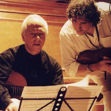 John Williams & Mauricio Venegas-Astorga