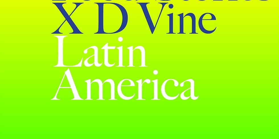 Food Stories x D Vine :  Latin American Supper Club