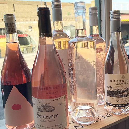 Summer Sampler Rose Selection -   6 bottles