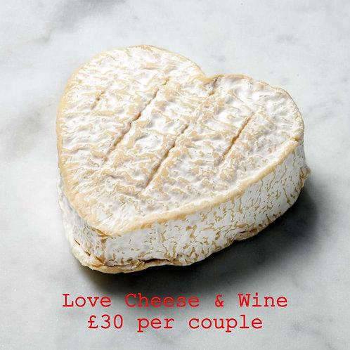 Loving Cheese & Wine £30