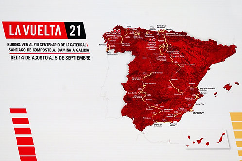 La Vuelta selection with The Cycling Podcast - 6 bottle case
