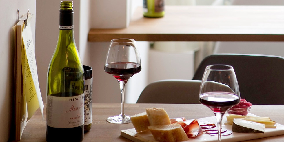 Wine and Cheese Night : 5 March 2020