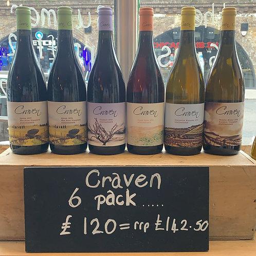Craven wines - 6 pack