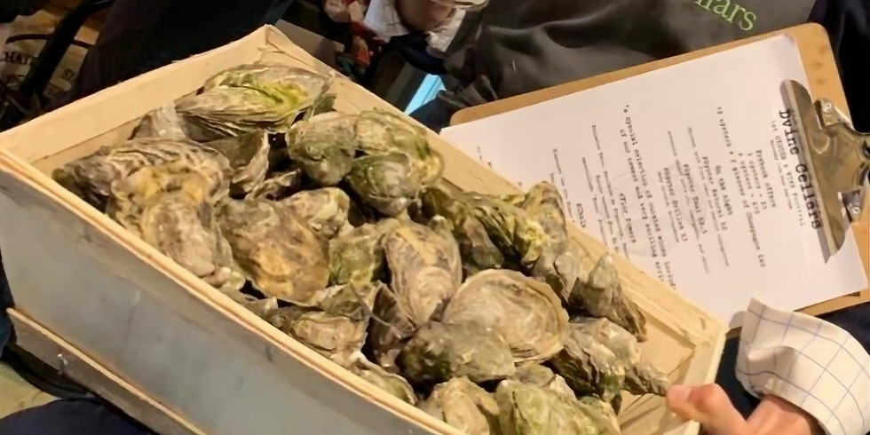 Wines & Oysters - Bar Hijack 23 Sep