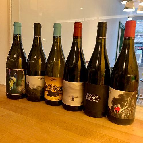 El Bandito wines - 6 bottles